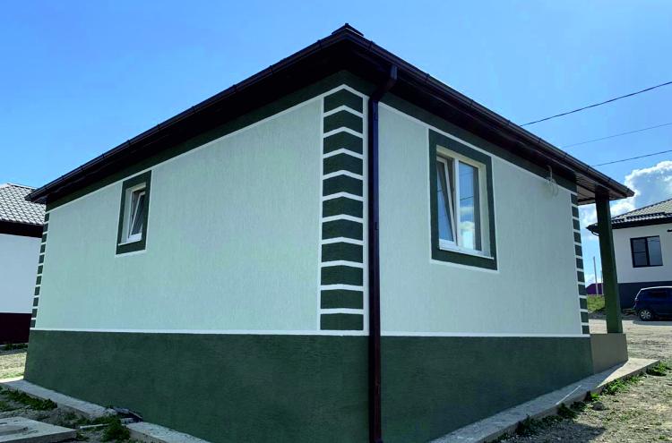 Готовый дом по проекту НД-056/3