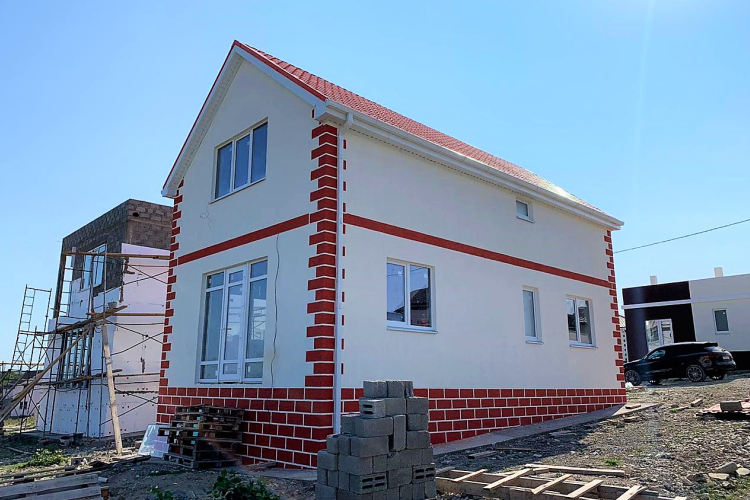"""Продаём полутораэтажный дом по проекту """"Амелия"""""""