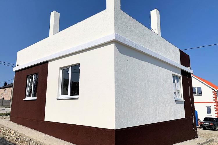 """Продаём одноэтажный дом по проекту """"Ирис"""""""