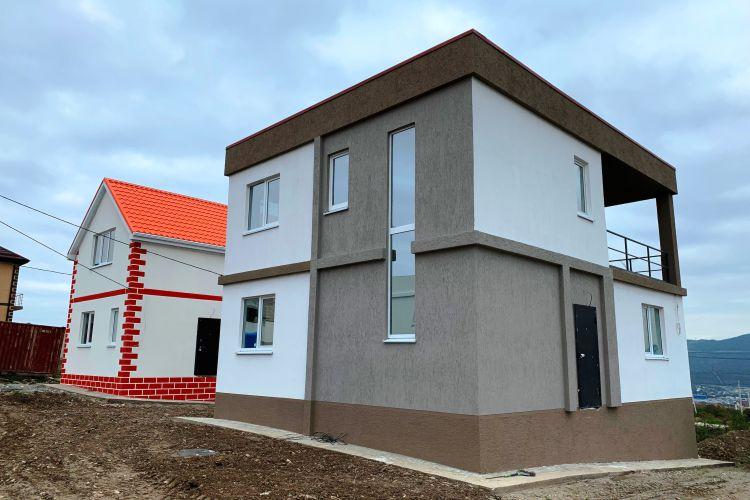 """Продаём двухэтажный дом по проекту """"Посейдон"""""""