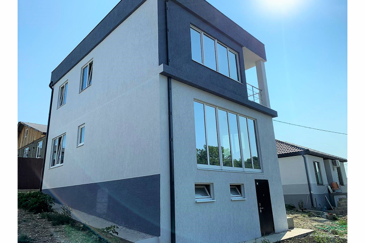 Продаем дом по проекту НД.140